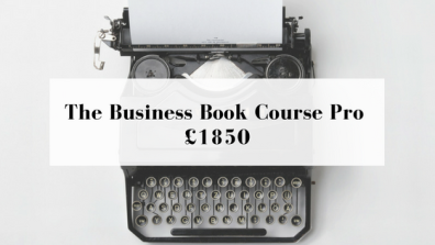 Business book course pro fees