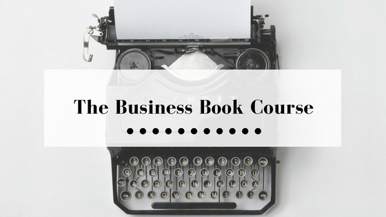 Write a Business Book